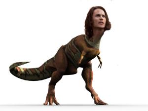 Flopasaurus Rex